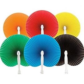 Abanico Pai Pai - 8 colores disponibles
