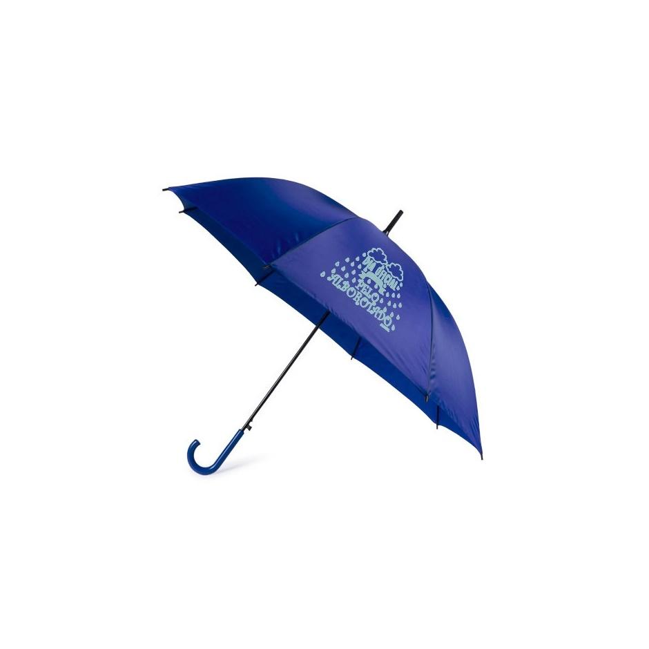 """Paraguas """"Día oficial del pelo alboratado"""""""