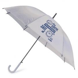 """Paraguas """"Hoy llueve, mañana sale el sol"""""""