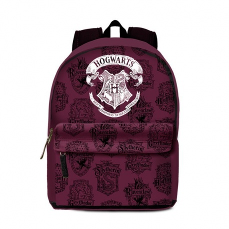 Mochila Freetime Harry Potter Hogwarts
