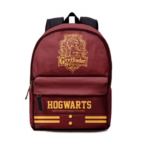 Mochila Freetime Harry Potter Gryffindor