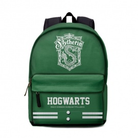 Mochila Freetime Harry Potter Slytherin