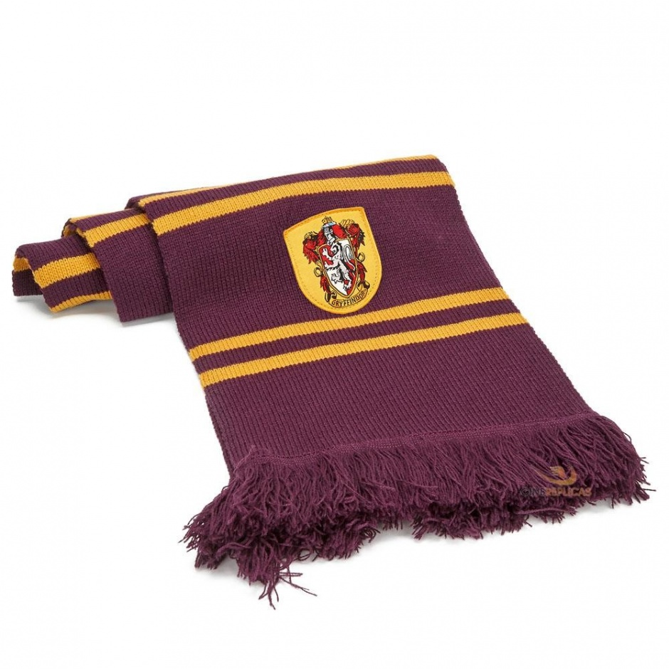 "Bufanda Harry Potter ""Gryffindor"""