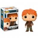 Figura POP! Vinyl Harry Potter Ron Weasley with Scabbers