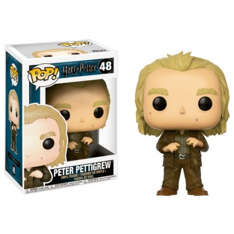 Figura POP! Vinyl Harry Potter Peter Pettigrew