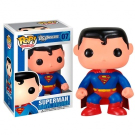 Figura POP! Vinyl DC Comics Superman