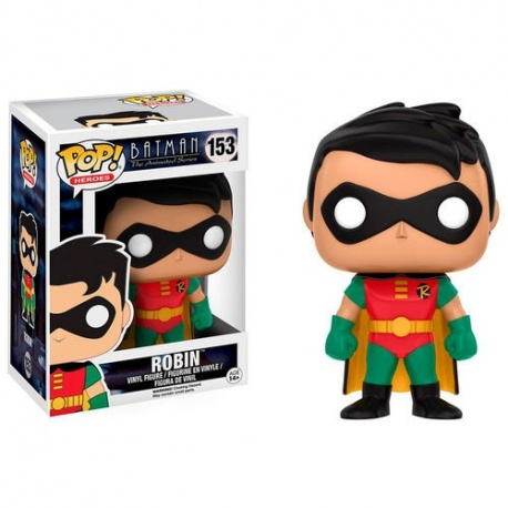 Figura Vinyl POP! DC Batman Animated Series Robin