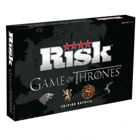 Risk Juego de Tronos edicion Batalla-Juego de mesa