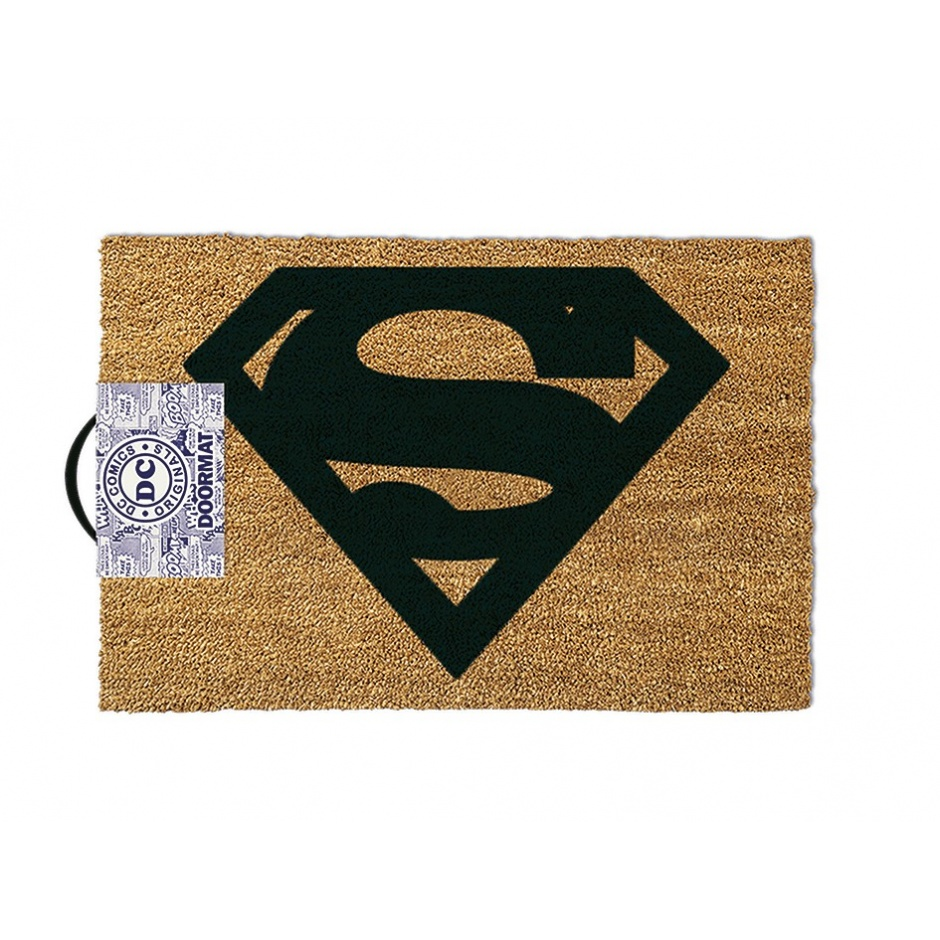 Felpudo Logo Superman