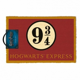 "Felpudo Harry Potter ""Hogwarts Express 9 y 3/4"""