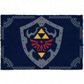 Felpudo Legend of Zelda Hylian Shield