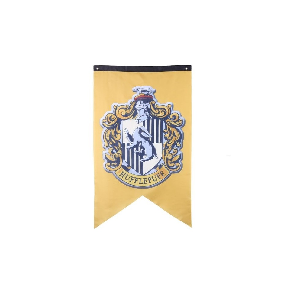 Bandera Harry Potter Hufflepuff