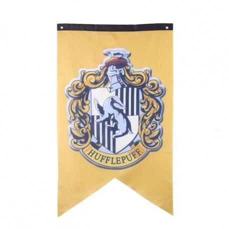 Bandera Harry Potter Hufflepuff