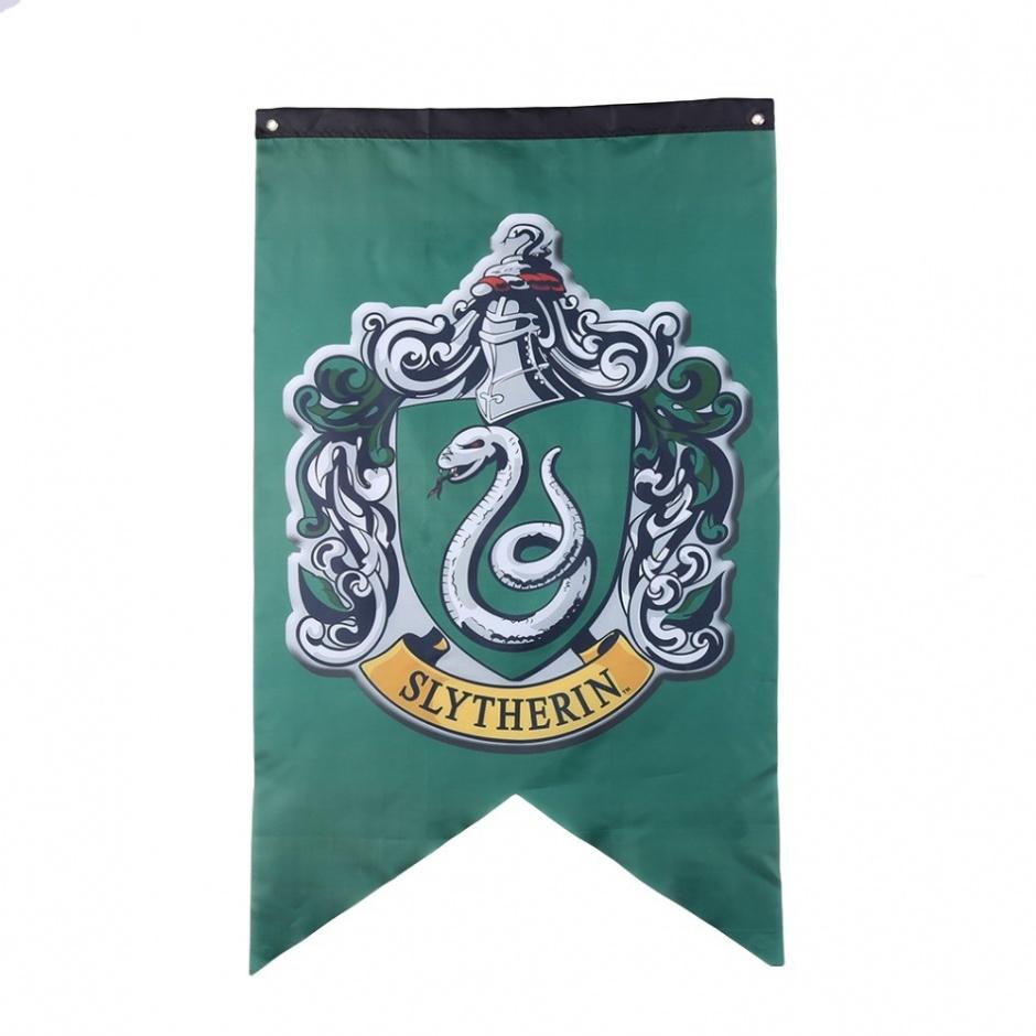 Bandera Harry Potter Slytherin