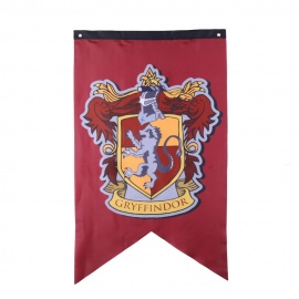 Bandera Harry Potter Gryffindor