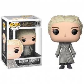 Funko Pop Vinyl Game of Thrones Daenerys White Coat