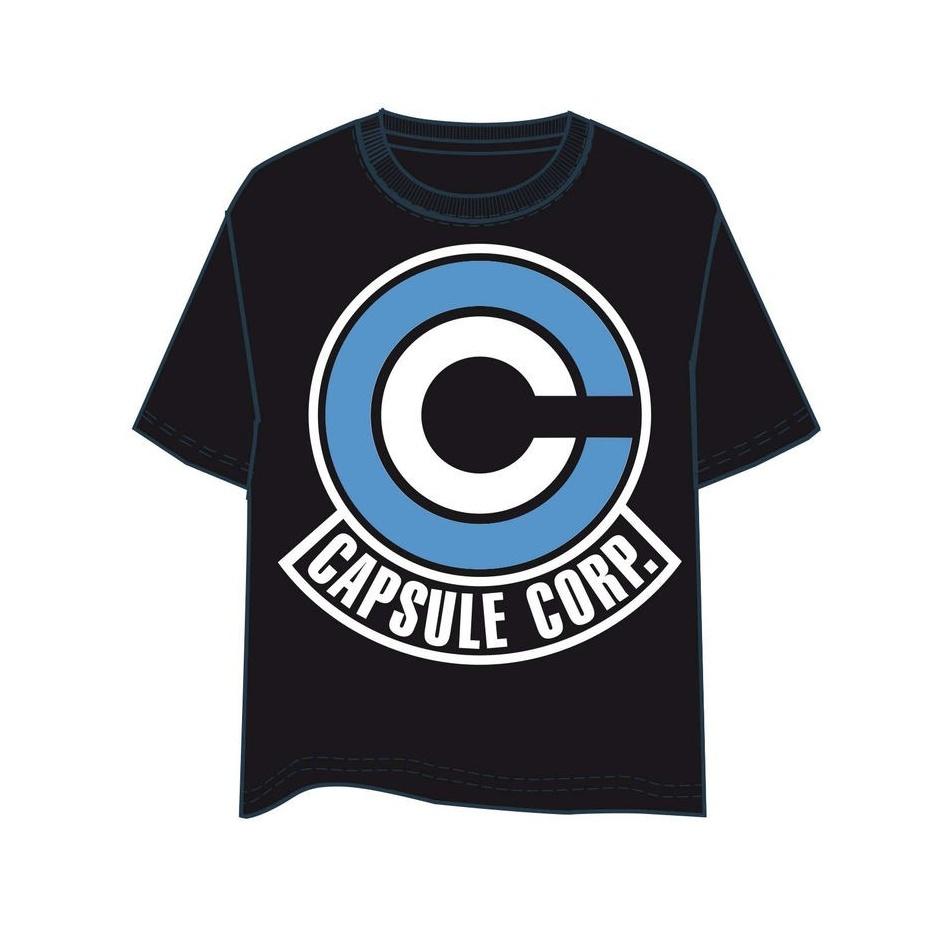 "Camiseta Dragon Ball ""Capsule Corp"""