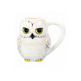 Harry Potter Taza 3D Hedwig
