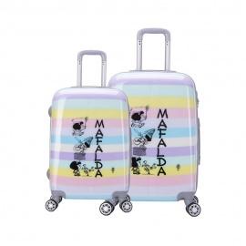 Pack 2 maletas 4R Mafalda Zahara