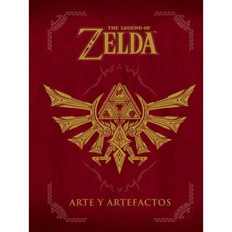 Legend of Zelda arte y artefactos
