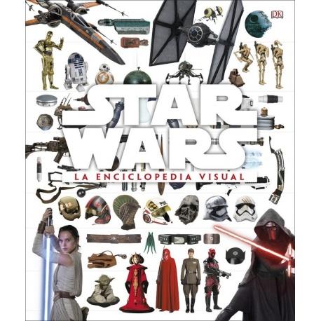 Libro Star Wars:enciclopedia visual