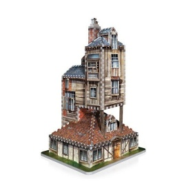 "Puzzle 3D ""The Burrow"" Harry Potter"