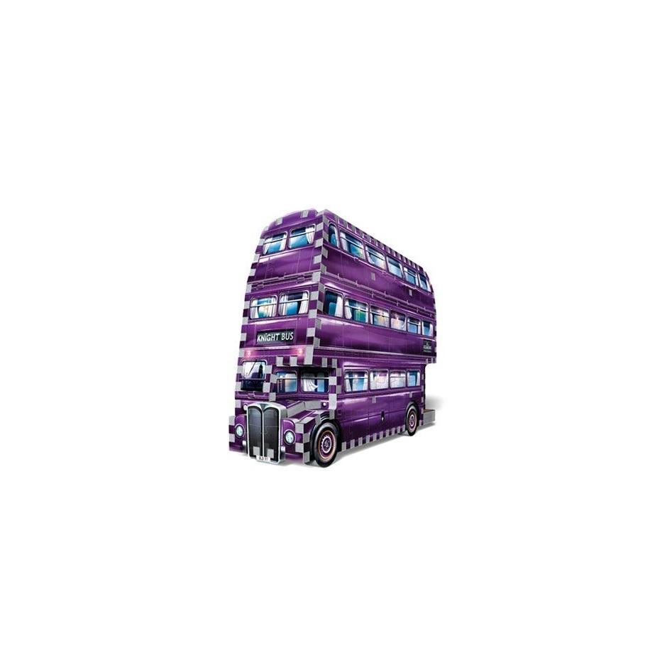 """Puzzle 3D """"Autobus noctambulo"""" Harry Potter"""