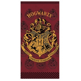 Toalla Hogwarts - Harry Potter