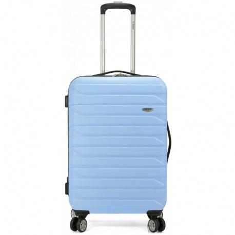 Pack 2 maletas 4R cabina+mediana