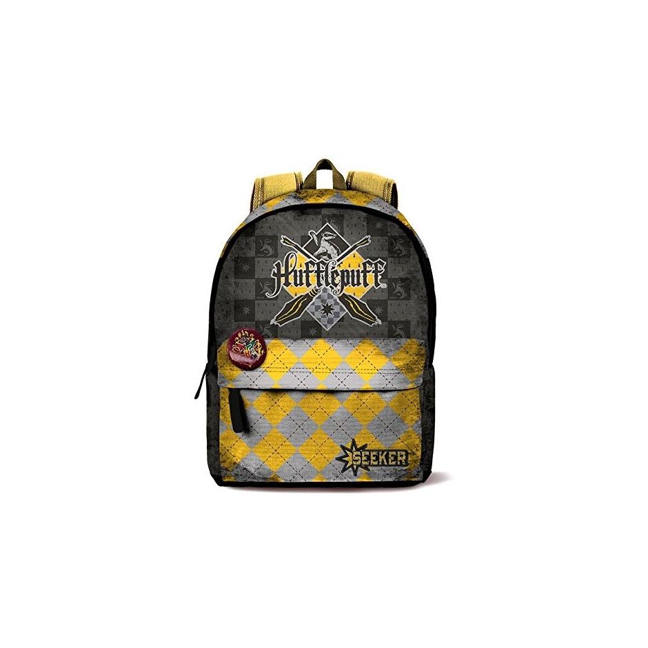 Mochila Harry Potter Quidditch Hufflepuff