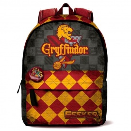 Mochila Harry Potter Quidditch Gryffindor