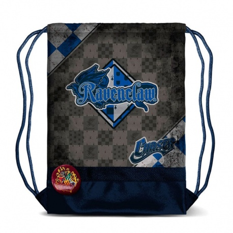 Saco Harry Potter Quidditch Ravenclaw