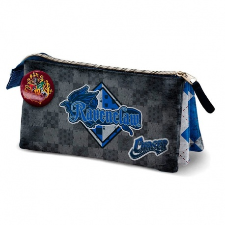 Portatodo triple Harry Potter Quidditch Ravenclaw