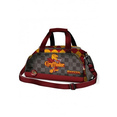 Bolsa deporte Harry Potter Quidditch Gryffindor