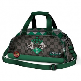 Bolsa deporte Harry Potter Quidditch Slytherin