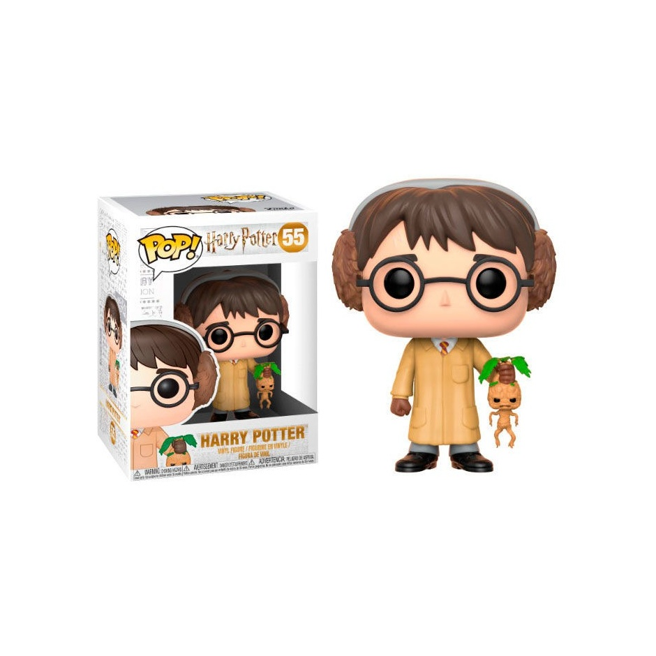 Figura Pop Harry Potter Harry Herbology