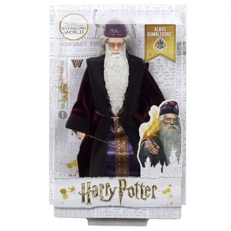 Muñeco Harry Potter - Dumbledore