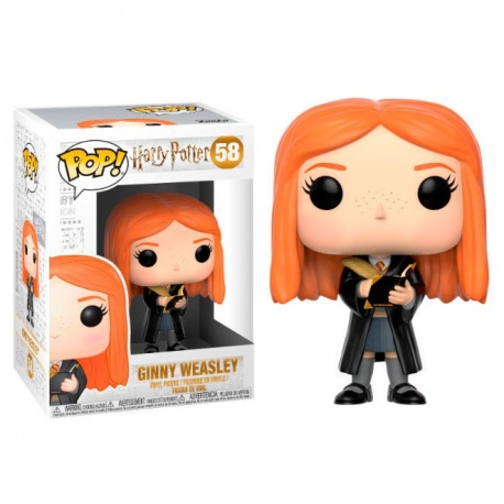 Figura Pop Harry Potter Ginny With Diary