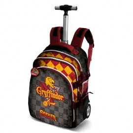 Trolley Harry Potter Quidditch Gryffindor 48 cm