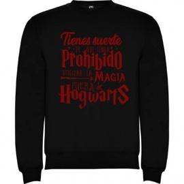 "Sudadera Harry Potter ""Magia"""