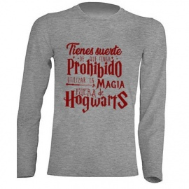 "Camiseta Harry Potter ""Magia"""