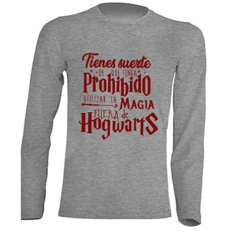 "Sudadera Harry Potter ""Magia"""