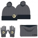 Set Gorro + Braga + Guantes Harry Potter