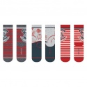Pack 3 calcetines adulto Harry Potter
