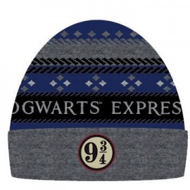 Gorro Harry Potter Hogwarts Express