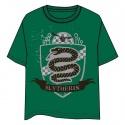 Camiseta Unisex Slytherin Harry Potter