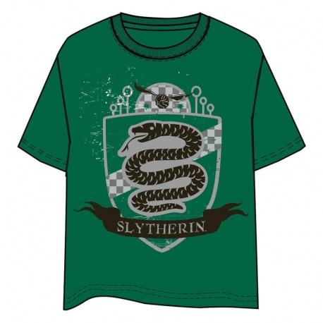 Camiseta Slytherin Harry Potter Adulto