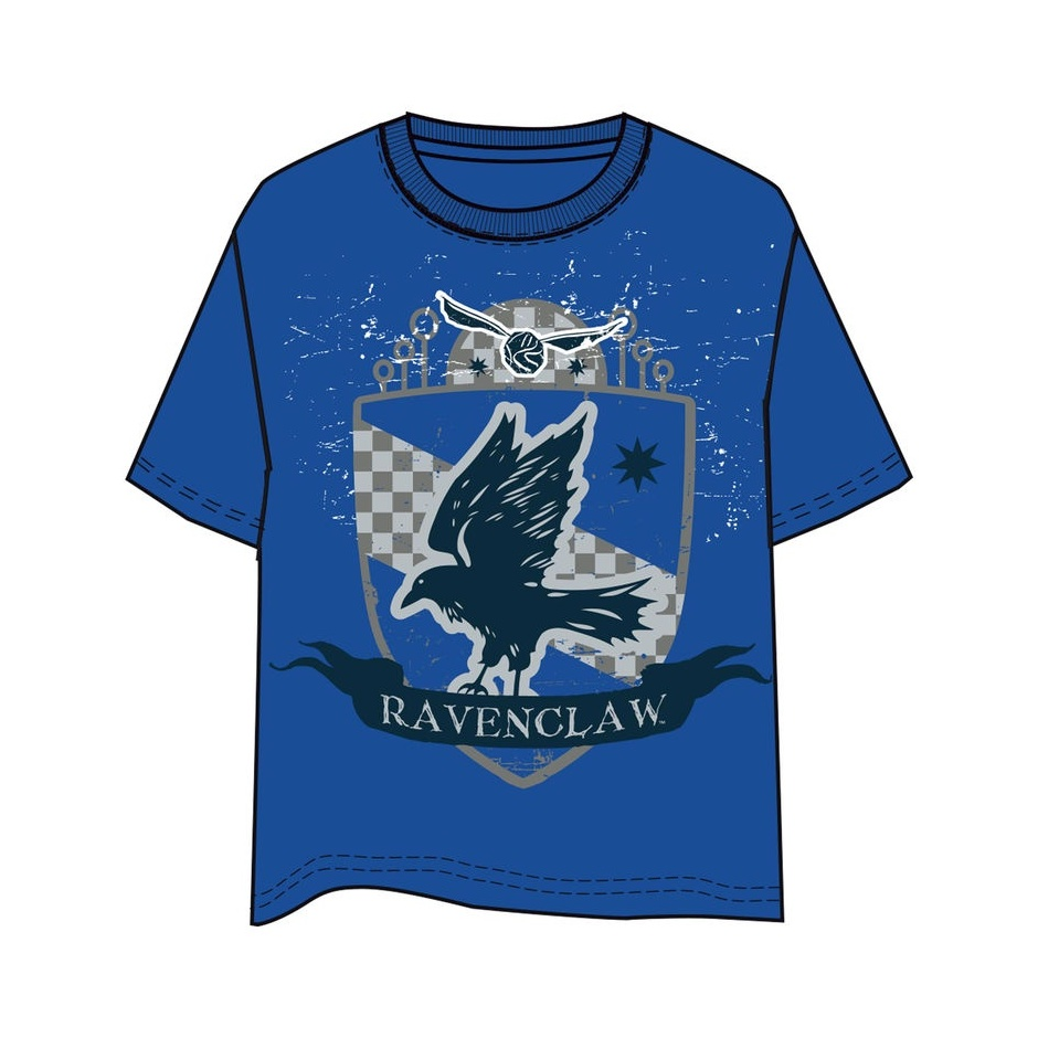 Camiseta Unisex Ravenclaw Harry Potter