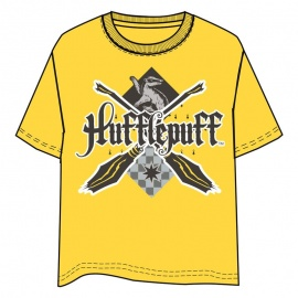 Camiseta Unisex Hufflepuff Harry Potter