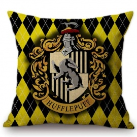Cojín Hufflepuff Harry Potter